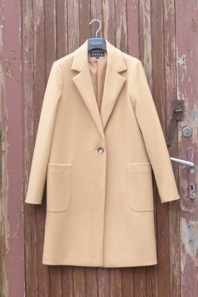 Płaszcze krótsze Strona 2 z 2 Talia Fashion