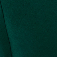 fabric in emerald color